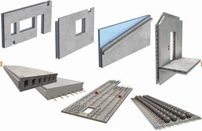 Precast Concrete Building Industry Allplan Technology Engineering