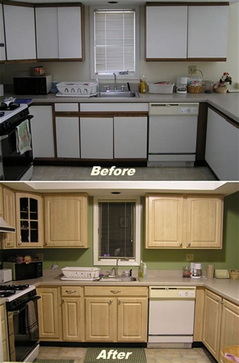 how to reface cabinets with laminate cabinet refacing advice article kitchen cabinet depot