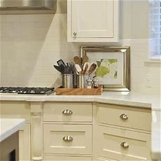 Cream Shaker Kitchen Cabinets Design Ideas