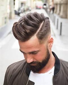 Dégradé Barbe Homme : quelles tendances de coiffure homme se poursuivront en 2018 ~ Melissatoandfro.com Idées de Décoration