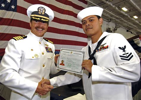 Expedited Naturalization Through Military Service
