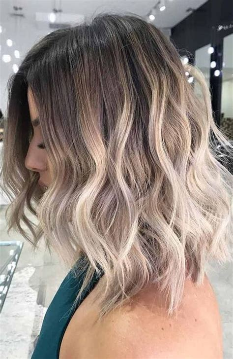 normal hair color trends  short hairstyles  hair