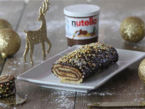 dessert rapide au nutella buche de no 235 l au nutella rapide et facile my cooking cuisine lifestyle voyage