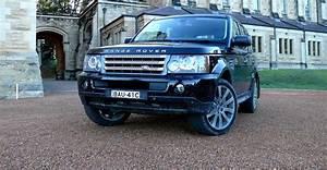 2008 Range Rover Sport Review  Tdv8