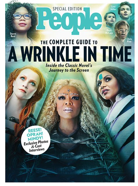 Oprah Winfrey Explains Why Wrinkle Time Message