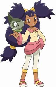 Britt's Character Analysis: Iris (Pokemon) by CBCAnime on ...