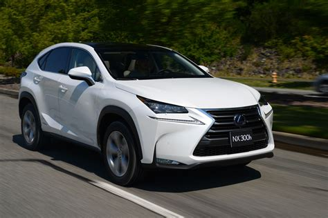 lexus nx  hybrid review pictures auto express