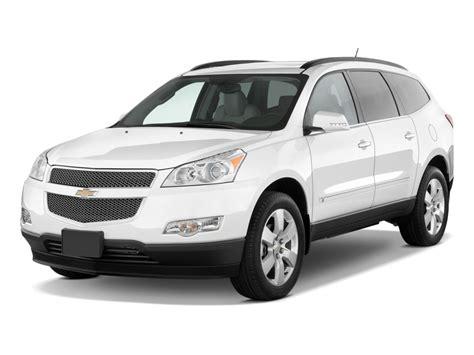 Image 2011 Chevrolet Traverse Fwd 4door Ltz Angular
