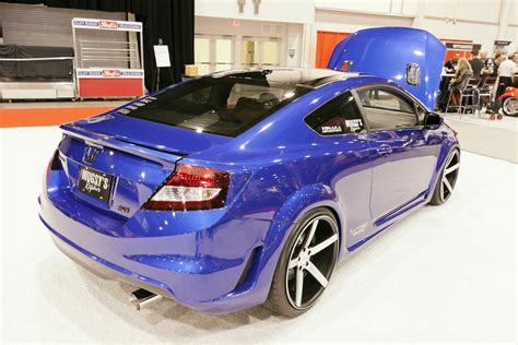 Test drive used 2012 honda civic at home from the top dealers in your area. 2012 Honda Civic SI Coupe By Fox Marketing - Picture ...