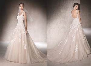san patrick wedding dress 2017 collection lmr weddings With san patrick wedding dress