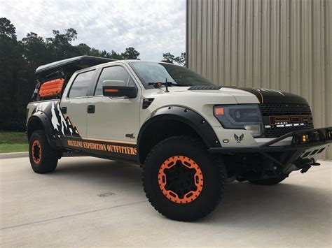 Reedy Ford by Ultimate Adventure Overland 2013 Ford Raptor Svt Sema