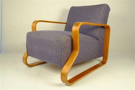 Alvar Aalto Lounge Armchair 44 At 1stdibs