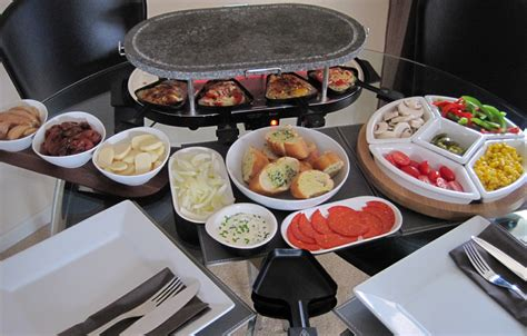 dinner ideas on the grill raclette dinner party recipe ideas