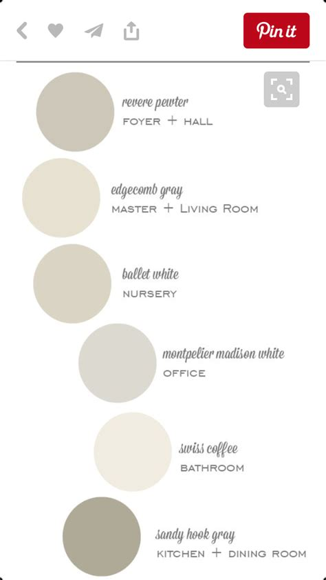 pin by rachbrod1 on home improvement paint colors for