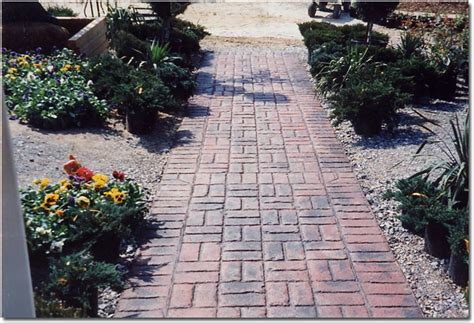 brick patterns for walkways patio pictures of patios maryland patio builders sted concrete front walk in brick pattern