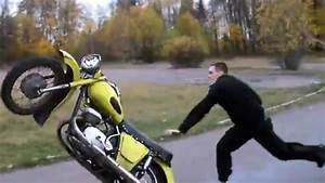RUSSIAN Motorcycle FAILS Compilation || Meanwhile in ...