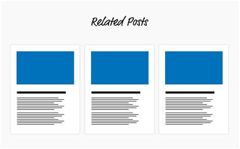 programmatically  related wordpress posts easily