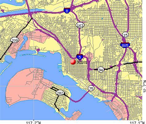 offenders san diego map 92101 zip code san diego california profile homes