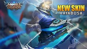 EpicAmazingMobile Legends New Hero Skin Hayabusa