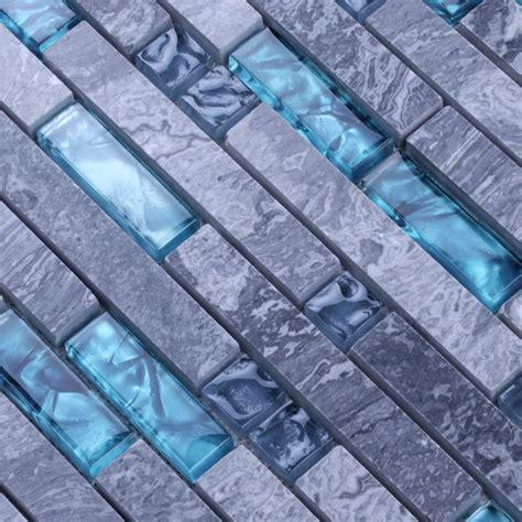 stone glass tile kitchen backsplash cheap gray marble
