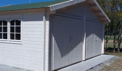 Costruzione Box Auto by Come Scegliere Tra Garage In Legno E Garage In Muratura