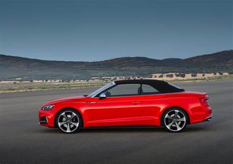 Audi A5 And S5 Cabriolet Coming To 2017 Detroit Auto Show