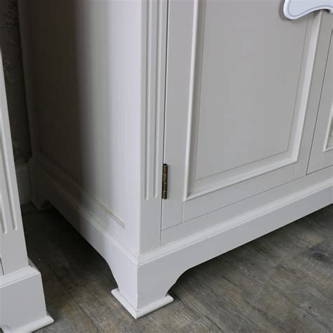 Low Wardrobe Closet by Linen Closet Low Wardrobe Daventry Grey Range Melody