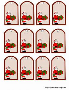 ultimate collection of free printable christmas gift tags With how to print on gift tags