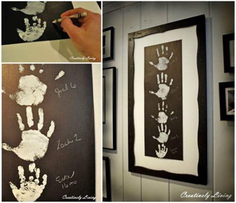 wonderful handprint art ideas  kids