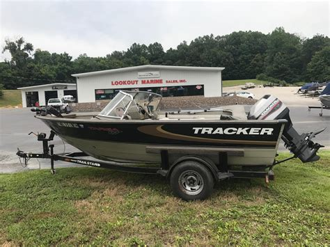 Bass Boat Tracker by Bass Tracker Boats For Sale Boats