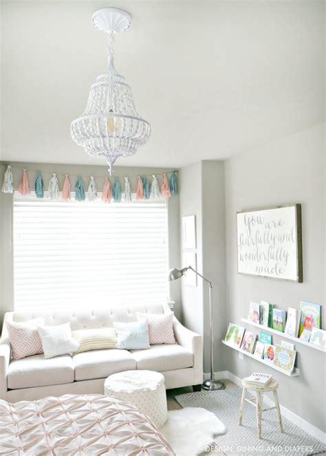Girl Room Sneak Peek New Lighting  Taryn Whiteaker