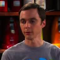 macmankev : Sheldon's haughty derision