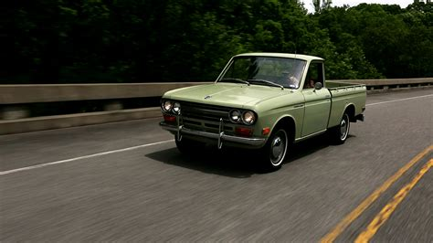 1971 Datsun Truck by 1971 Datsun 1600 Finds Its Rightful Home In Nissan