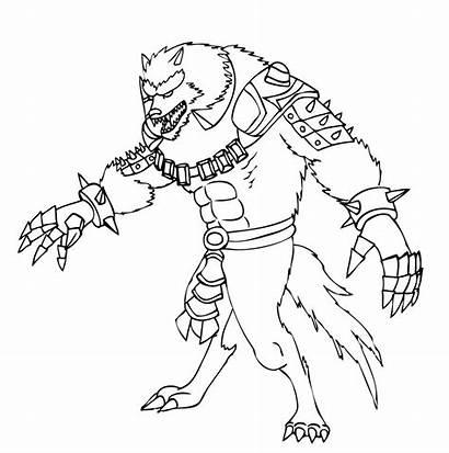 Legends League Warwick Champion Drawings Deviantart