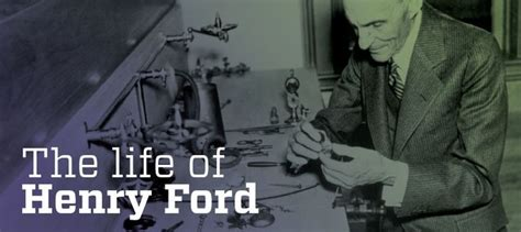 Best 25+ Henry Ford Biography Ideas On Pinterest