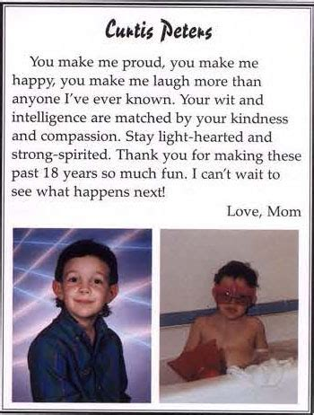 elementary school yearbook quotes from parents
