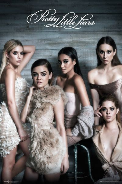 Pretty Little Liars - Season 7 Poster | All posters in one ...