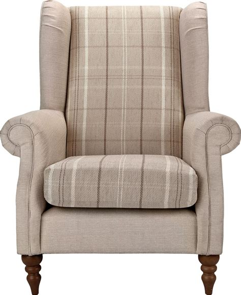 Bedroom Chair Argos by Sale On Argos Home Argyll Fabric High Back Chair Beige