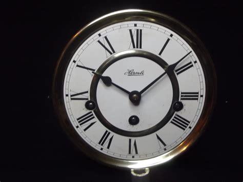 Hermle Wall Clock Regulator, Osterly Pendulum Clock