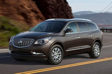2019 Buick Enclave New Review  Car 2018 2019