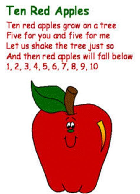 apple songs preschool ten apples 239