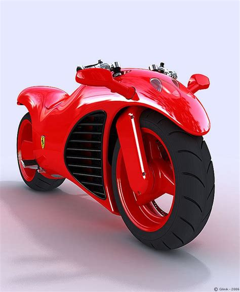 Ferrari V4 Motorcycle Concept Motorcycle News Top Speed