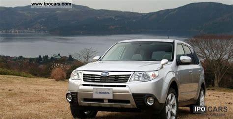 subaru diesel truck 2011 subaru forester 2 0 diesel exclusive nowy car