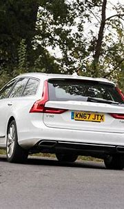 Volvo V90 Recharge T6 hybrid engines, drive & performance ...