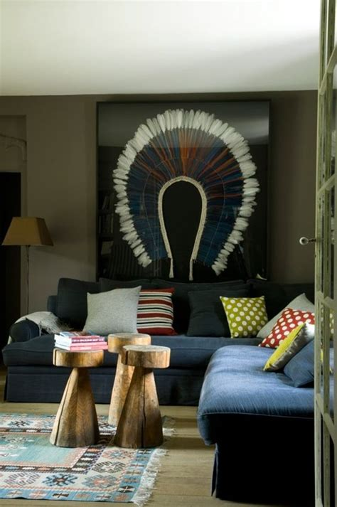 personalised tribal wall decor ideas bored art