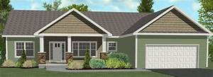 Ranch Style Home Porch Designs – House Plan 2017
