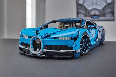 Lego rolls out bugatti chiron replica model. LEGO Technic Bugatti Chiron Is Official, Has Working 8-Speed Gearbox!   SHOUTS