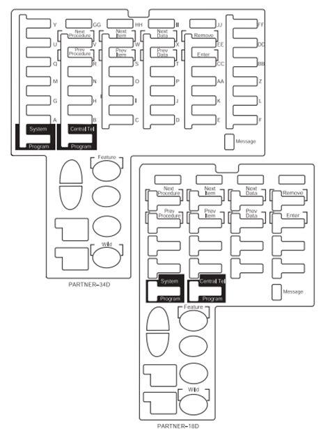 avaya phone template avaya partner acs programming sheet etelephonesystems store