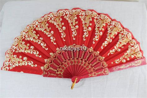 hand fan in spanish new spanish style dance party wedding lace folding hand