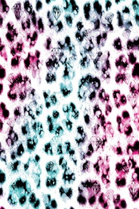 Glitter Animal Print Wallpaper - glitter animal print wallpaper clipart best